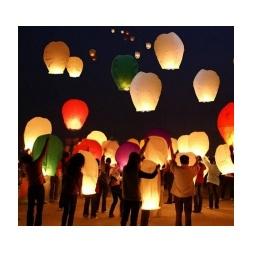 Купить Летающие фонарики