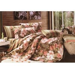 Купить 2 спальное постельное белье Сатин С145-2 Valtery