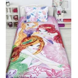 фото Постельное белье Winx Fashion бязь 1,5 спальное 14020514 Мона Лиза