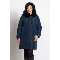 """Купить Пальто """"Марин"""" - темно-синий"""