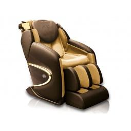 Купить Массажное кресло OTO Chiro II CR-01 Dark Brown with Beige (Коричневое с Бежевым)