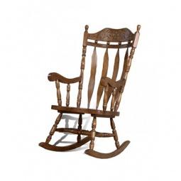 Купить Кресло-качалка 'Петроторг' 4768 дуб