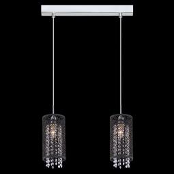 фото Подвесной светильник Eurosvet 1180, 1181 1180/2 хром Eurosvet