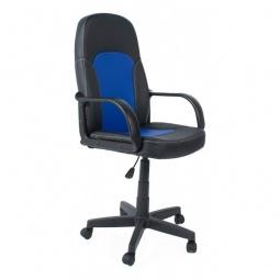 Купить Кресло компьютерное 'Tetchair' Parma черный_синий