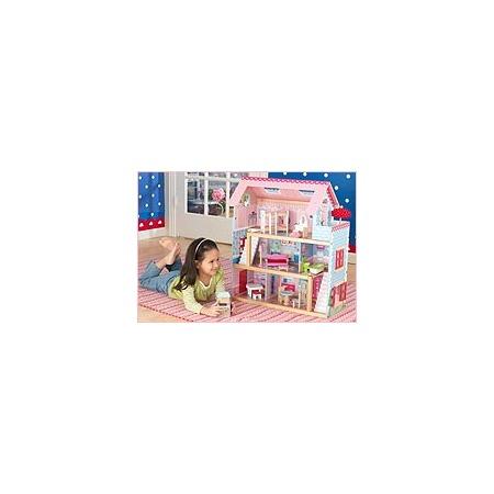 Купить Кукольный домик ОТКРЫТЫЙ КОТТЕДЖ
