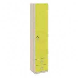 Купить Шкаф для белья 'Мебель Трия' Аватар СМ-201.13.001 каттхилт/лайм