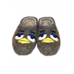 Купить Тапочки мужские Angry Birds
