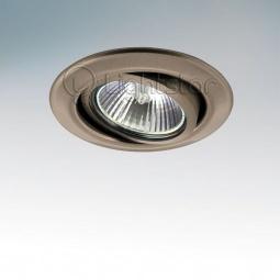 фото Встраиваемый светильник Lightstar Teso 011085 Lightstar