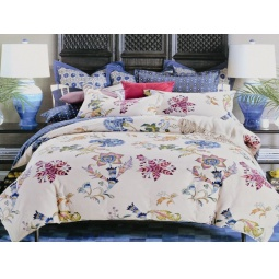 фото Постельное белье Сатин 1,5 спальный С187-1 Valtery