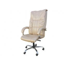 Купить Офисное массажное кресло EGO BOSS EG1001 в комплектации ELITE (натуральная кожа)
