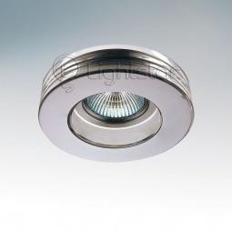 фото Встраиваемый светильник Lightstar Lei 006114 Lightstar