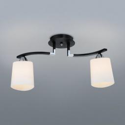 фото Потолочный светильник IDLamp 860/2PF-Dark IDLamp