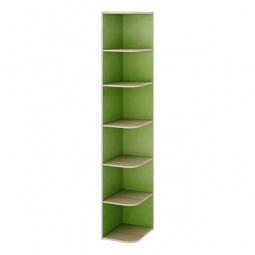 Купить Стеллаж-колонка 'Мебель Трия' Киви ПМ-139.09 ясень коимбра/панареа