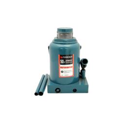 Купить Домкрат бутылочный FORSAGE 95004, 50т с клапаном (h min 270мм, h max 435мм)