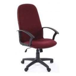 Купить Кресло компьютерное 'Chairman' Chairman 289 бордовый/черный