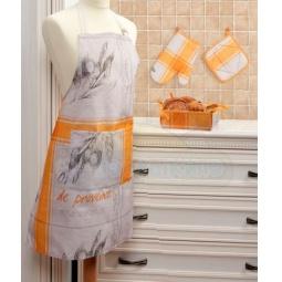 Купить Кухонный набор Прованс оранжевый 261212 Примавель