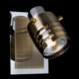 фото Спот Eurosvet 23463 23463/1 хром/античная бронза Eurosvet