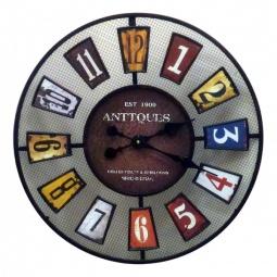 Купить Настенные часы 'Петроторг' (60 см) Антик H2412