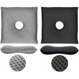 Купить Подушка на сиденье ортопедическая, черная