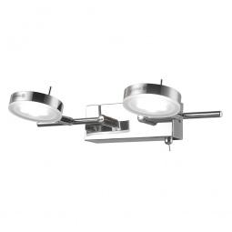 Купить Спот  IDLamp 387/2A-chrome IDLamp