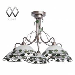фото Подвесная люстра MW-Light Аида 323014905 MW-Light