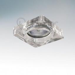 фото Встраиваемый светильник Lightstar Luli Mini 006140 Lightstar