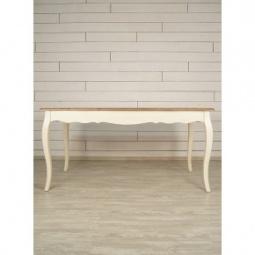Купить Большой квадратный обеденный стол Leontina (без ящика)