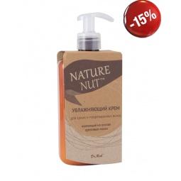 Купить Увляжняющий крем для сухих и поврежденных волос Nature Nut 400 мл.