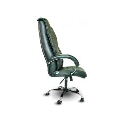 Купить Офисное массажное кресло EGO BOSS EG1001 малахит в комплектации ELITE (натуральная кожа)