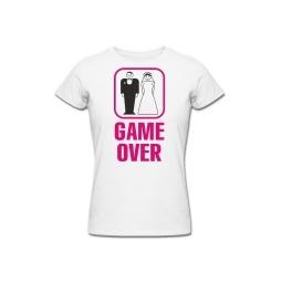 Купить Футболка *GAME OVER* женская