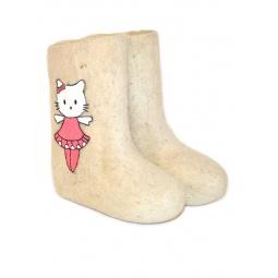 "Купить Валенки детские""Hello Kitty"""