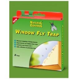 Купить Оконная ловушка для мух Fly Trap, в комплекте 2 шт. (1315000)