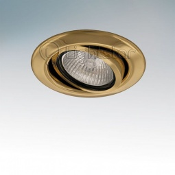 фото Встраиваемый светильник Lightstar Teso 011082 Lightstar