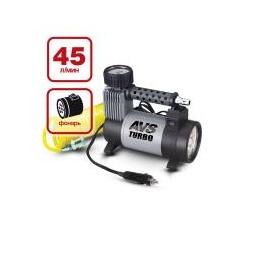 Купить Компрессор автомобильный Turbo AVS KS450L
