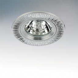 фото Встраиваемый светильник Lightstar Banale 011004R Lightstar