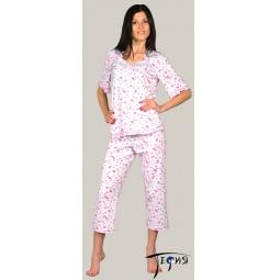 Купить Женская пижама из трикотажа 100% хб  арт.  3-24