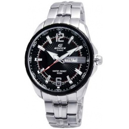 Купить Мужские японские спортивные наручные часы Casio Edifice EF-131D-1A1