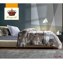 фото Постельное белье сатин семейное UX140-4 Kingsilk