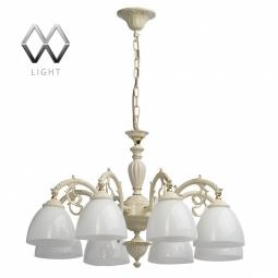 фото Подвесная люстра MW-Light Ариадна 450012708 MW-Light