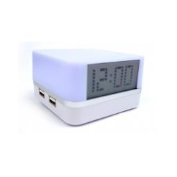 Купить USB хаб с часами