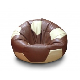 "Купить Кресло мяч ""Brown/White"""