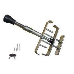 Купить Универсальный противоугонный замок на педали (механика/автомат)