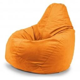 """Купить Кресло мешок """"Vellut Orange"""" XL"""