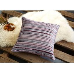 Купить Декоративная подушка 43*43 см бруснично-серый D3-1 Аsabella (Анабелла)