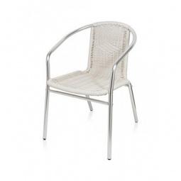 Купить Стул 'Afina' LFT-3094A серебро/серый