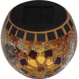 Купить Светильник садово-парковый на солнечной батарее, 1 белый LED, FL005