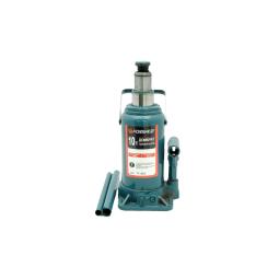 Купить Домкрат бутылочный FORSAGE 1002, 10т (h min 225мм, h max 560мм) с двумя штоками