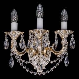 Купить Бра 'Bohemia Ivele Crystal' 1700/3/C/GW
