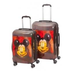"""Купить Комплект чемоданов Disney Микки Маус 20"""" и 24"""""""