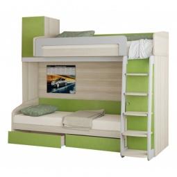 Купить Набор для детской 'Мебель Трия' Киви ГН-139.002 ясень коимбра/панареа
